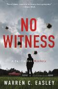 No Witness A Cal Claxton Mystery