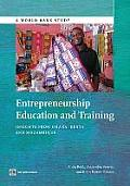 Entrepreneurship Education and Training: Insights from Ghana, Kenya, and Mozambique