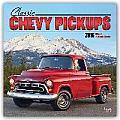 Classic Chevy Pickups 2016 Calendar