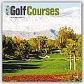 Golf Courses 2016 Calendar