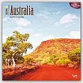 Australia 2016 Calendar