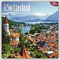 Switzerland 2016 Calendar
