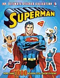 Ultimate Sticker Collection Superman
