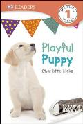 DK Readers Playful Puppy