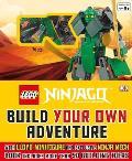 Lego Ninjago Build Your Own Adventure with Lloyd Minifigure & Exclusive Ninja Mech Book