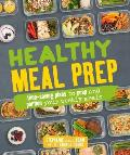 Healthy Meal Prep Time Saving Plans to Prep & Portion Your Weekly Meals