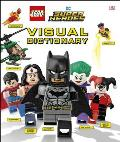 Lego DC Comics Super Heroes Visual Dictionary Library Edition