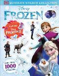 Disney Frozen Ultimate Sticker Collection Includes Disney Frozen 2