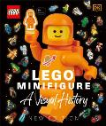 LEGO Minifigure A Visual History New Edition With exclusive LEGO spaceman minifigure