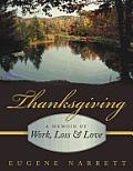 Thanksgiving: A Memoir