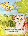 Allie's Scary Adventure: A Walk in the Dark
