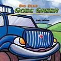 Big Blue Goes Green
