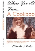 Where You All From... a Cookbook