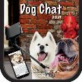 Dog Chat 2021 Photo Wall Calendar