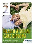 Level 2 Health & Social Care Diplomalevel 2