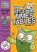 Let's Do Times Tables 6-7