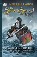 Sworn Sword Hedge Knight II a Game of Thrones Prequel Graphic Novel