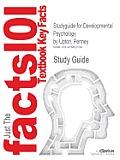 Studyguide for Developmental Psychology by Upton, Penney, ISBN 9780857252760