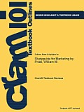 Studyguide for Marketing by Pride, William M.