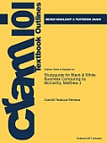 Studyguide for Black & White Business Computing by McCarthy, Matthew J