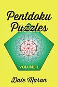 Pentdoku Puzzles Volume 1
