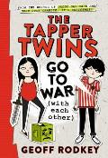 Tapper Twins Go to War with Each Other