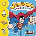 Superman A Word Adventure