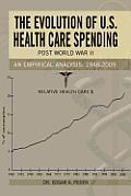 The Evolution of U.S. Health Care Spending Post World War II: An Empirical Analysis: 1948-2009