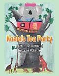 Koala's Tea Party