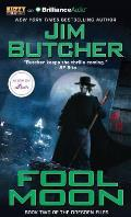 Fool Moon: Dresden Files 2
