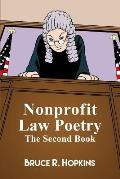 Nonprofit Law Poetry: The Second Book
