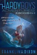 Hardy Boys Adventures 3 Books In 1 Secret of the Red Arrow Mystery of the Phantom Heist The Vanishing Game