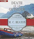 Death of an Outsider: A Hamish MacBeth Mystery: Hamish MacBeth 3