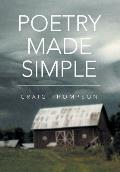 Poetry Made Simple