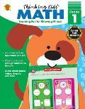Thinking Kids Math, Grade 1