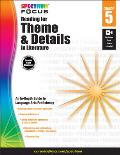 Spectrum Reading for Theme and Details in Literature, Grade 5