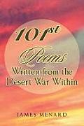 101st Poems Written from the Desert War Within