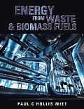 Energy from Waste & Biomass Fuels