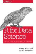 R for Data Science Visualize Model Transform Tidy & Import Data