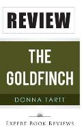 Goldfinch By Donna Tartt Review