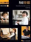 Hal Leonard Piano for Kids: A Beginner's Guide with Step-By-Step Instructions
