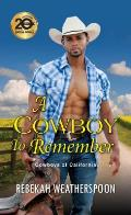 A Cowboy to Remember (Cowboys of America #1)