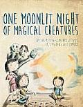 One Moonlit Night of Magical Creatures