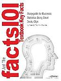 Studyguide for Business Statistics Using Excel by Davis, Glyn, ISBN 9780199659517