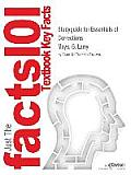 Studyguide for Essentials of Corrections by Mays, G. Larry, ISBN 9781118537213