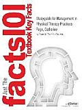 Studyguide for Management in Physical Therapy Practices by Page, Catherine, ISBN 9780803618725