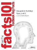Studyguide for Psychology by Myers, David G, ISBN 9781464108556