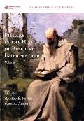 Pillars in the History of Biblical Interpretation, Volume 1