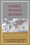 Global Women Leaders: Studies in Feminist Political Rhetoric