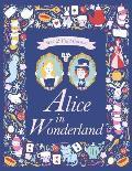Alice in Wonderland Seek & Find